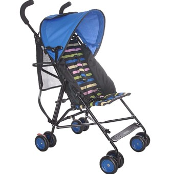 Akeeva Aluminum Lightweight Umbrella Stroller (Blue)