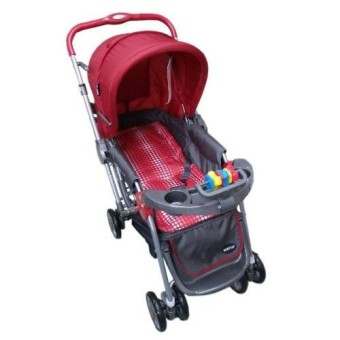 Baby 1st CD-S036B Stroller w/ Toy and Reversable Handle ...