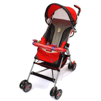Baby Angel ST7905E RED - Baby Stroller Philippines