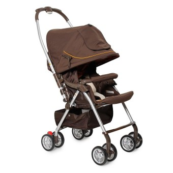 Goodbaby Luxury Ultra Lightweight Stroller (Brown)