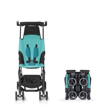 Goodbaby Pockit Travel Stroller (Capri Blue)