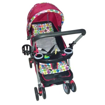 IRDY Stroller with Reversible Handle