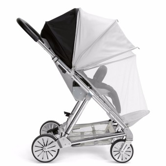 Mamas and Papas Sunshield and Insect Net - Pebble