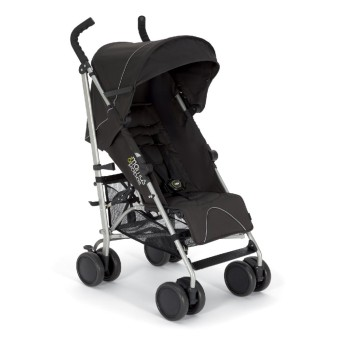 Mamas And Papas Tour2 Buggy Black Baby Stroller