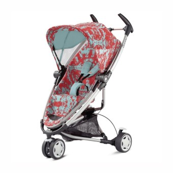 Quinny Zapp xtra 2013 ( red Crackle )