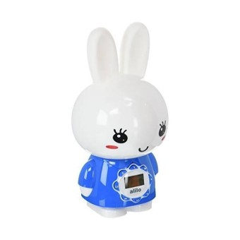 Alilo G7 Big Bunny Digital Player For Kids With LCD Screen And Remote Control- Blue