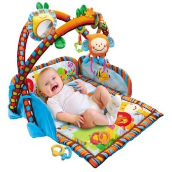 B Kids Play With Me Gym (Discontinued By Manufacturer)