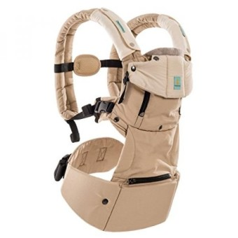 Baby Carrier All Season Ergonomic Soft Carrier by Kangarouse-Champagne