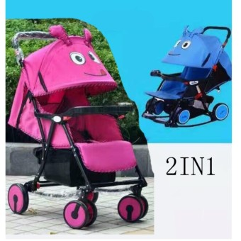 Baby Strollers Ultra-Portable Child Carts Kids Trolley