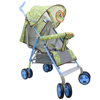 Babyboom Happyang Radiant Baby Stroller (Yellow Circle)