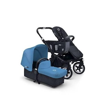 Bugaboo Donkey Tailored Fabric Set- Ice Blue