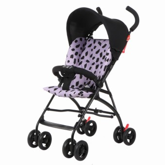 D303 Baby Stroller Baby Super Portable Four Wheeled Cart for Children - intl