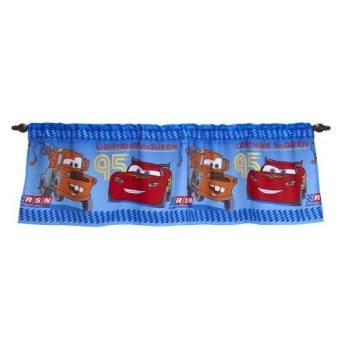 Disney Coordinating Window Valance- Cars