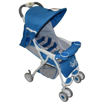 Golden Baby One Hand Easy Fold Stroller with cup holder