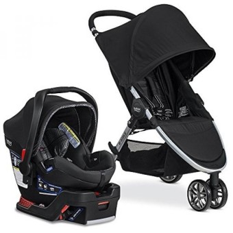 GPL/ Britax 2017 B-Agile/B-Safe 35 Elite Travel System
