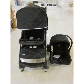 Joie Muse LX Travel System UB T1035 (Black)