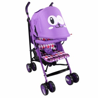 Legend Baby Stroller Kitty Diamond (Violet)