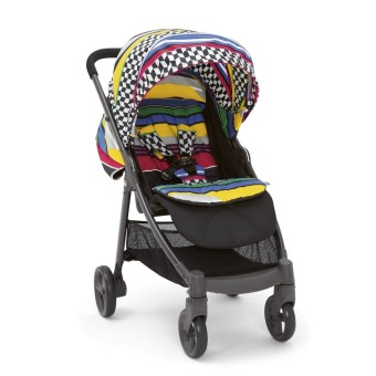 Mamas and Papas Armadillo Stripes with Reversible Liner Stroller (Multicolor)