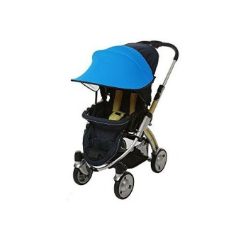 Manito Sun Shade For Strollers And Car Seats - Blue (7 Available Colors)