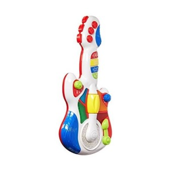 Rock & Spin Guitar Little Learner 1+