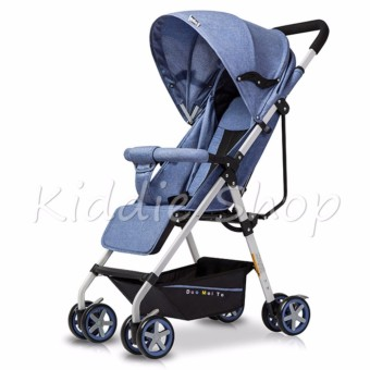 T118 DuoMeiTe Baby Stroller high quality (BLUE)