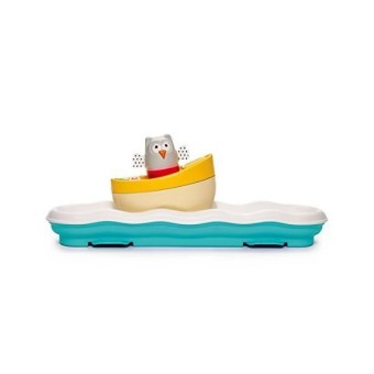 Taf Toys 4 In 1 Musical Boat Crib Toy