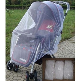 xiyoyo Mosquito Net Toddler Bed Crib Canopy Mosquito Netting Fitsmost Strollers Bassinets